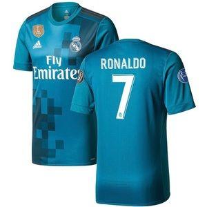 Real Madrid - Ronaldo adidas Authentic Mens Jersey